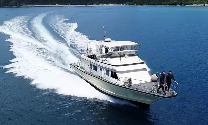 超快適自社ボート